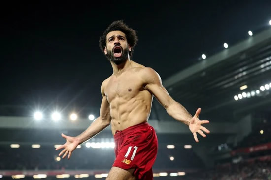 FELIX THE CHAT Liverpool interested in Joao Felix transfer with Atletico Madrid forward eyed in £68m deal with Salah in contract talks