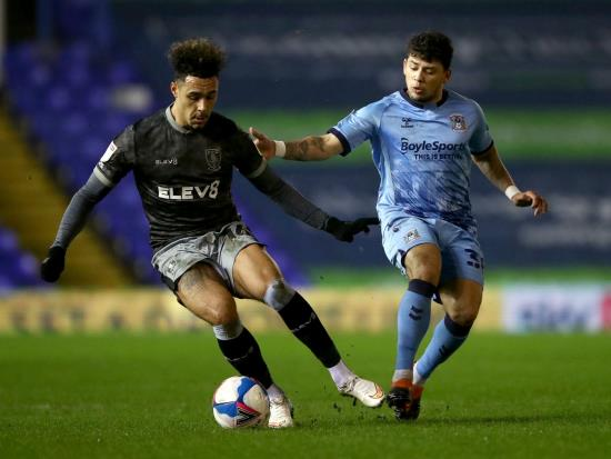 Andre Green in line to return for Sheffield Wednesday against Huddersfield