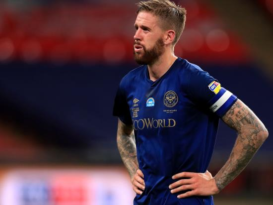 Pontus Jansson suspended for Brentford's clash with Rotherham