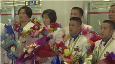 North Korean Olympians out of favour