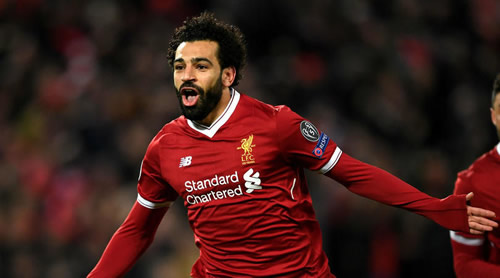 Liverpool's Salah ready for Real Madrid move - Mido