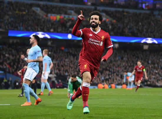 Mohamed Salah would swap Golden Boot for a Liverpool Champions League win in an instant