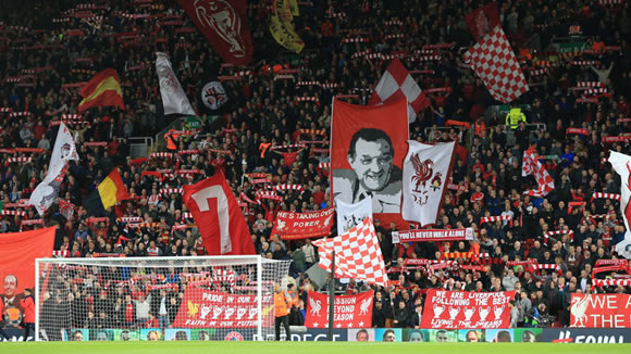 Liverpool fans will have to pay £73 for Champions League ticket against Roma
