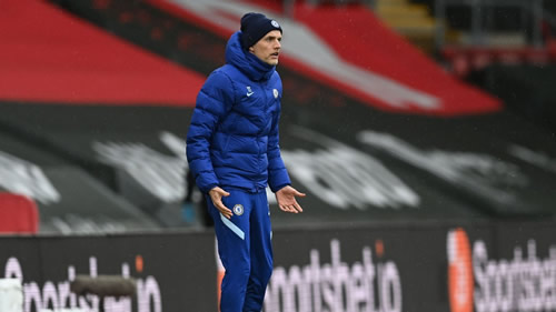 Chelsea's Tuchel: I was in a 'very dark place' after losing to Man United in UCL