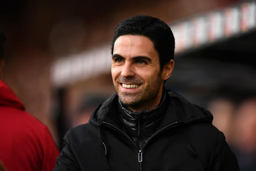 Mikel Arteta talks about Arsenal transfer plans and mentions potential timescale for rebuild